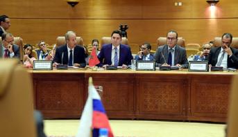 Bourita se félicite de l'évolution positive des relations de coopération maroco-russes