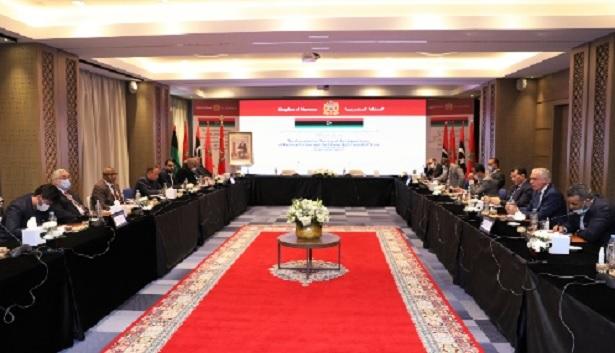 Bouznika: début de la réunion consultative entre la Chambre des représentants libyenne et le Haut Conseil d'État libyen