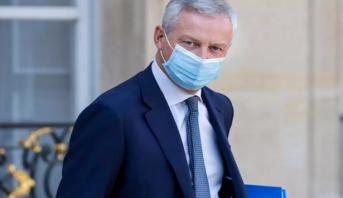 France: le ministre de l'Economie testé positif au coronavirus