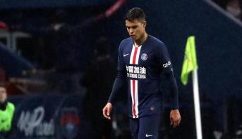 Paris SG: Thiago Silva forfait pour le choc face à Dortmund