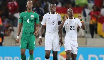 نجم منتخب غانا يعتزل قبل نهائيات الكان.. والسبب!