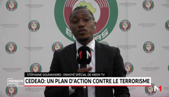 CEDEAO: un plan d'action contre le terrorisme