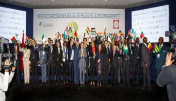 """""""Déclaration de Marrakech"""" du patronat mondial: le secteur privé s'engage à s'adapter aux risques des changements climatiques"""