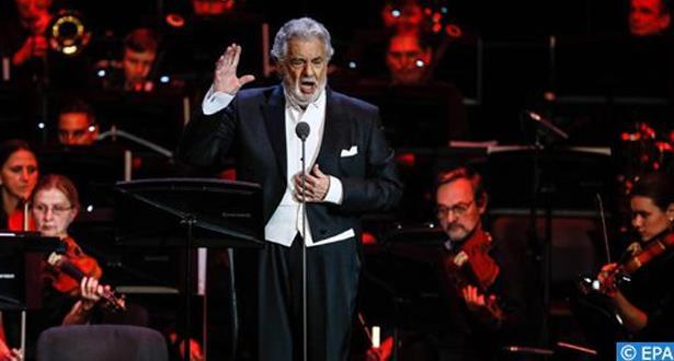 المغني الإسباني الشهير بلاسيدو دومينغو يعلن إصابته بفيروس كورونا