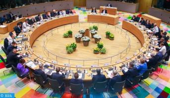 Les chefs d'Etat et de gouvernement de l'UE se félicitent du « nouvel élan » donné aux relations avec le Maroc