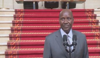 Côte d'Ivoire-politique: démission du vice-président de la république