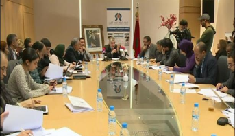 المجلس الوطني لحقوق الإنسان يقترح مراجعة الظهير الشريف المتعلق بالتجمعات العمومية