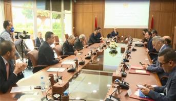 لجنة اليقظة الاقتصادية تعقد اجتماعها الأول