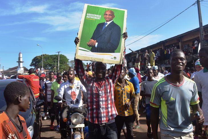 Guinée: 5 morts dans des violences post-électorales