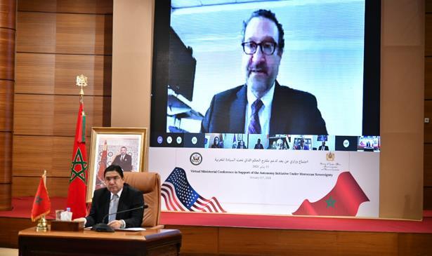Maroc-USA: conférence ministérielle de soutien à l'Initiative d'autonomie dans le Sahara marocain avec la participation de 40 pays