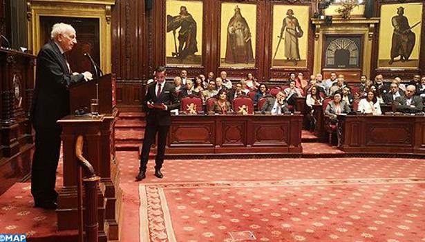 إبراز غنى التنوع الثقافي بالمغرب أمام حضور غفير بمجلس الشيوخ البلجيكي