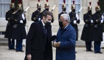 رئيس الوزراء البرتغالي يخضع للحجر الصحي بعد مخالطته ماكرون