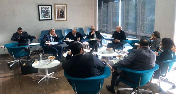 ممثلو المجموعة المهنية لبنوك المغرب يقدمون تصورهم بشأن تجديد النموذج التنموي