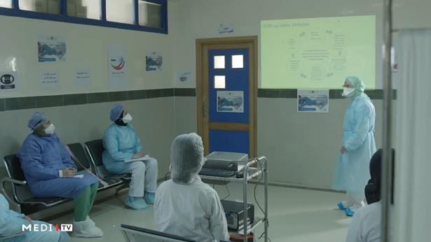 حملة وطنية تحسيسية للتلقيح ضد فيروس كورونا المستجد