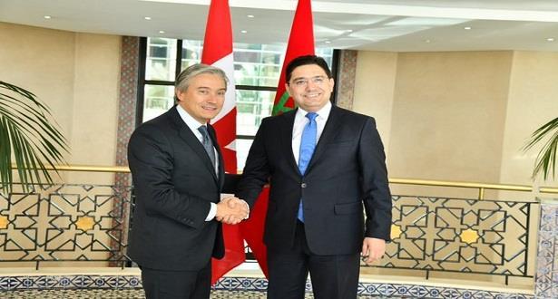Sahara: le ministre canadien des Affaires étrangères loue les efforts du Maroc