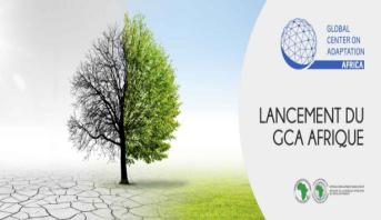 Abidjan: lancement du bureau-Afrique du Centre mondial pour l'adaptation