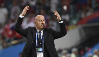 الاتحاد الروسي لكرة القدم يكافئ المدرب تشيرتشيسوف