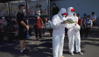 Chine: plus de 3.000 malades après la fuite d'une bactérie d'un labo