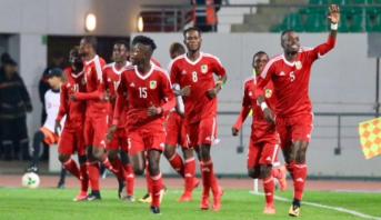 تأهل منتخب الكونغو إلى ربع النهاية بعد فوزه على بوركينافاسو بهدفين للاشيء