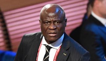 Présidence de la CAF : l'intérim du Congolais Constant Omari prolongé