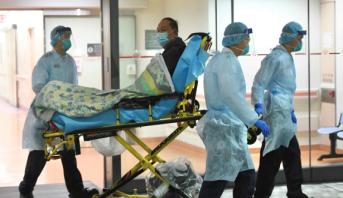 Coronavirus: le bilan en Chine dépasse les 1.800 morts