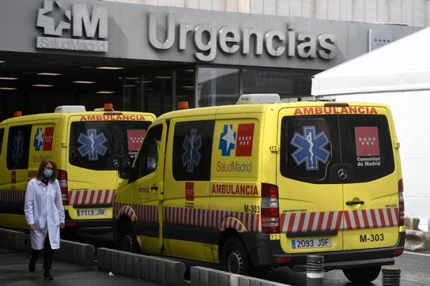 Coronavirus: la barre des 4.000 décès dépassée en Espagne