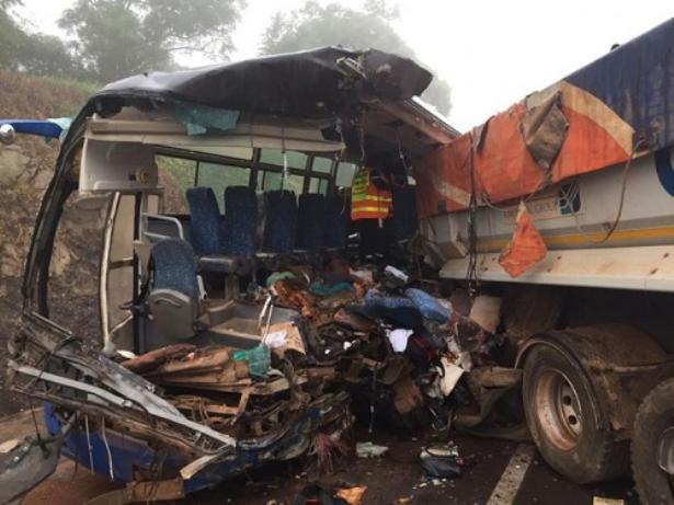 Côte d'Ivoire: 14 morts suite à un carambolage
