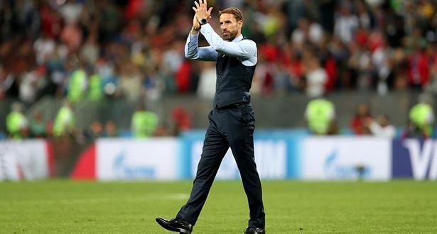 تعليق مدرب منتخب انجلترا بعد الإقصاء أمام نظيره الكرواتي