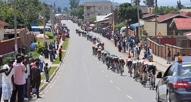 Cyclisme : le Rwanda officiellement candidat pour les championnats du monde 2025
