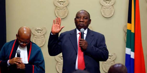 Le Président sud-africain désavoue les séparatistes du polisario