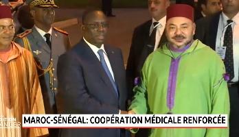 Maroc-Sénégal... Coopération médicale renforcée