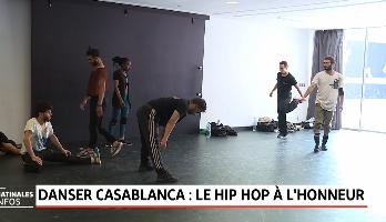 Danser Casablanca: le hip hop à l'honneur
