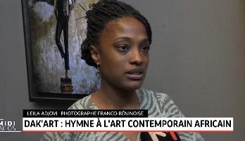 Dak'ART: Hymne à l'art contemporain africain