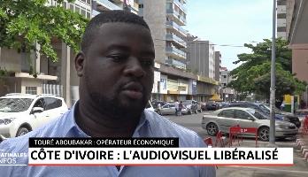 Côte d'Ivoire: l'audiovisuel libéralisé