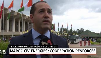 Maroc-CIV-Energies .. Coopération renforcée