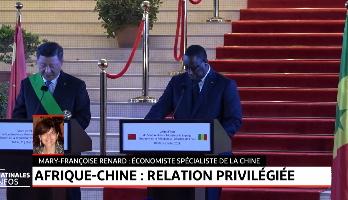 Afrique-Chine: des relations privilégiées