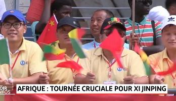 Afrique: tournée cruciale pour Xi Jinping