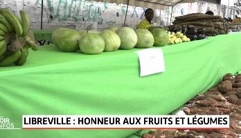 Libreville: honneur aux fruits et légumes