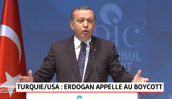 Turquie-USA: la tension s'intensifie