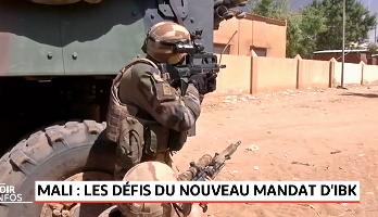 Mali: les défis d'un nouveau mandat d'IBK