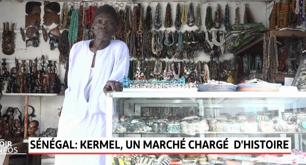Sénégal: Kermel, un marché chargé d'histoire