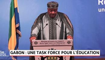 Gabon : la Task force pour l'Education remet son rapport