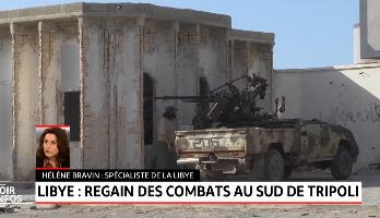 Libye: regain de tension au sud de Tripoli