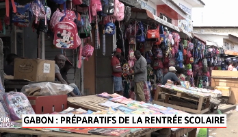 Gabon: la rentrée des classes compromise par les élections