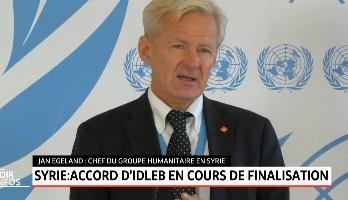 Syrie .. Accord d'Idleb en cours de finalisation