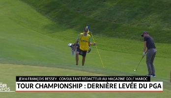 Tour Championship .. Dernière levée du PGA