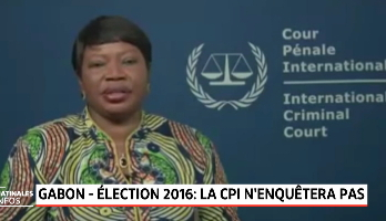 Gabon: la CPI n'ouvrira pas d'enquête sur la crise post-électorale
