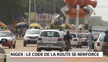 Niger: le code de la route se renforce