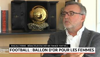Ballon d'or au féminin