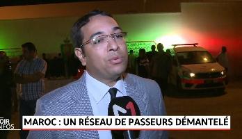 Maroc: un réseau de passeurs démantelé